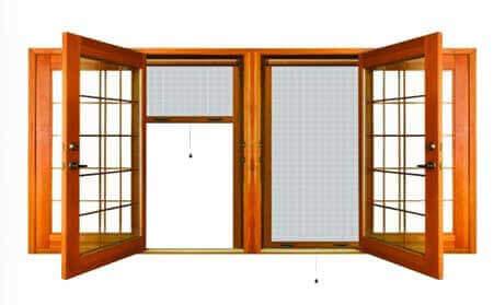 تولید انواع درب و پنجره دوجداره