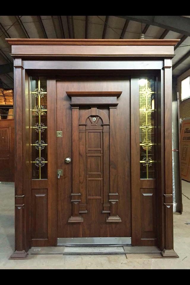 دربهاي ضد سرقت و داخلي