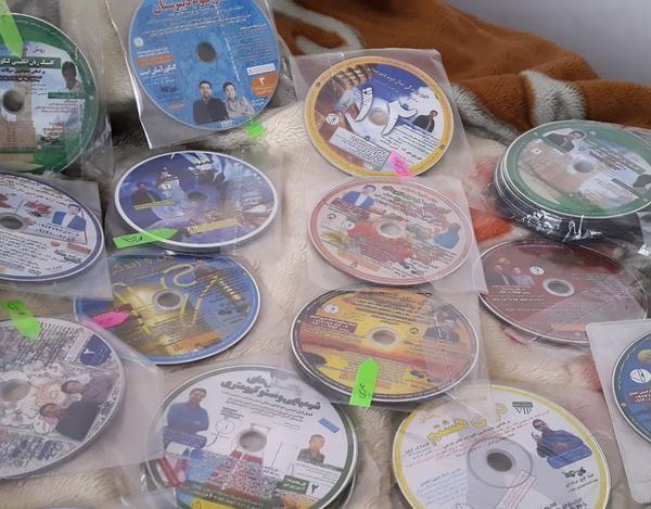 فروش ارزان دی وی دی های کنکوری 97
