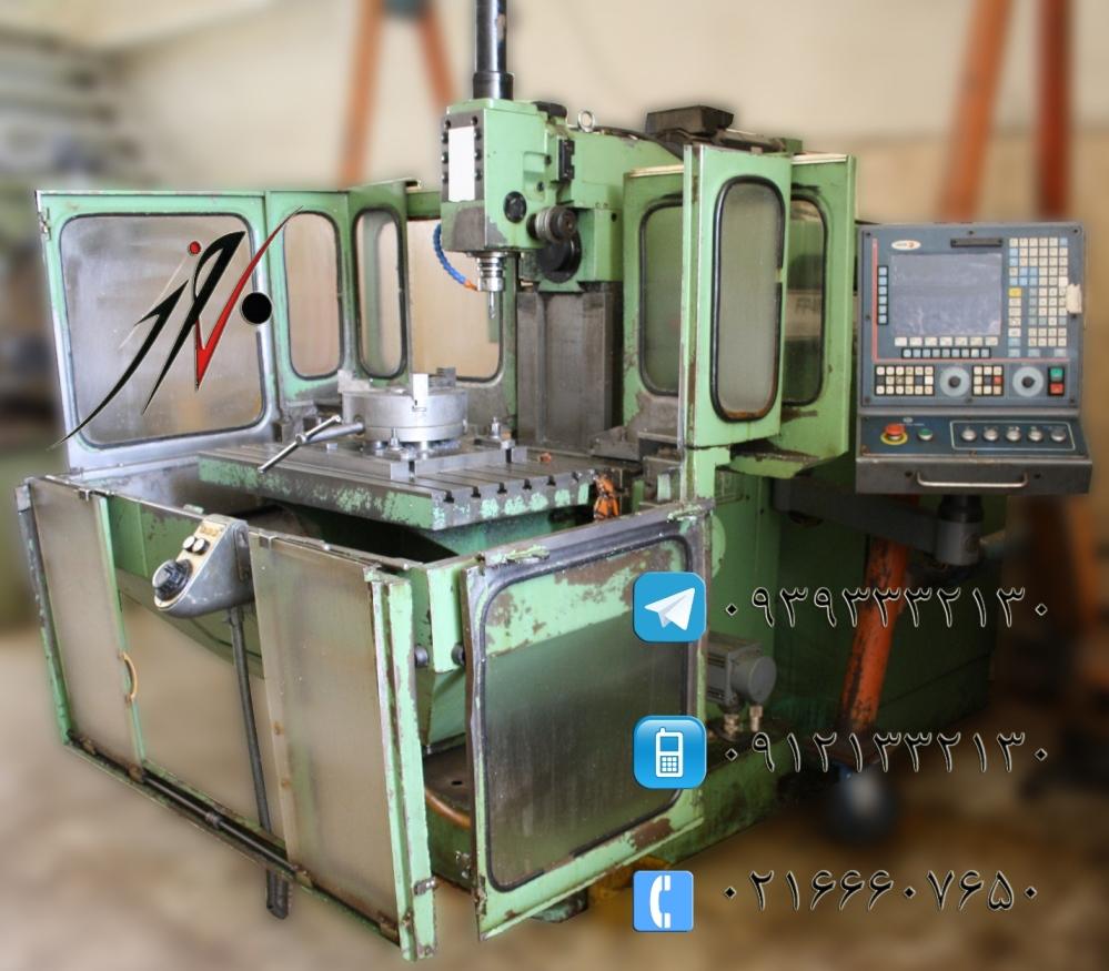 فروش فرز CNC  مدل FP4MB-F
