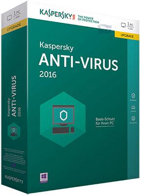 فروش نرم افزار امنیتی آنتی ویروس کسپرسکی