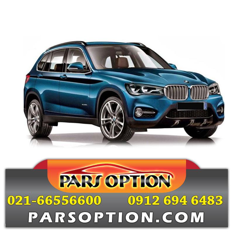 ردیاب  BMW و آپشن BMWدر تیونینگ خودرو پارس آپشن