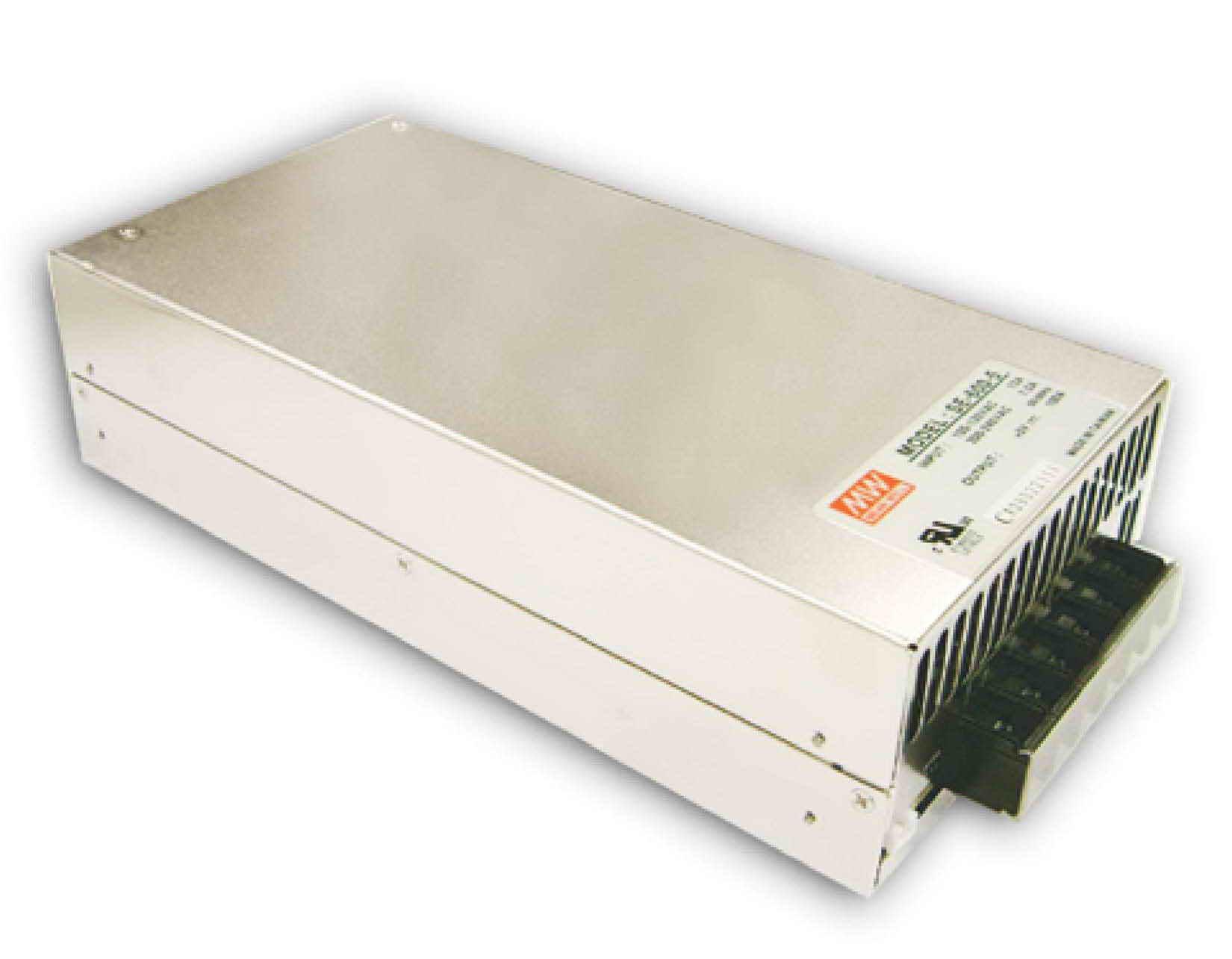 SE-600, منبع تغذیه کف خواب  مینول 600 وات, Mean Well, MW, SE-600-24, SE-600-12, SE-600-48, منبع تغذیه 48 ولت 12.5 آمپر, منبع تغذیه 24 ولت 25 آمپر