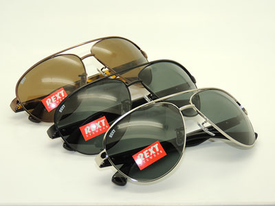 عینک آفتابی خلبانی شیشه سنگ ضد خش