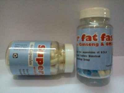 قرص چاقی سوپر فت فست Super Fat Fast