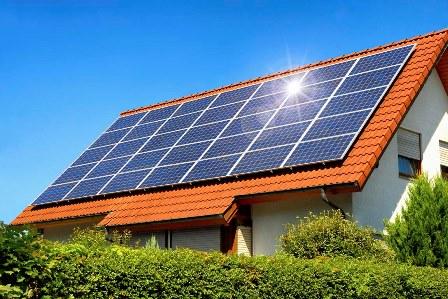 سیستم برق خورشیدی (سولار)