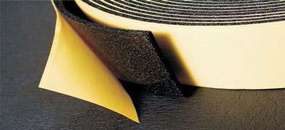 فومینو تولیدکننده انواع فوم پشت چسب دار