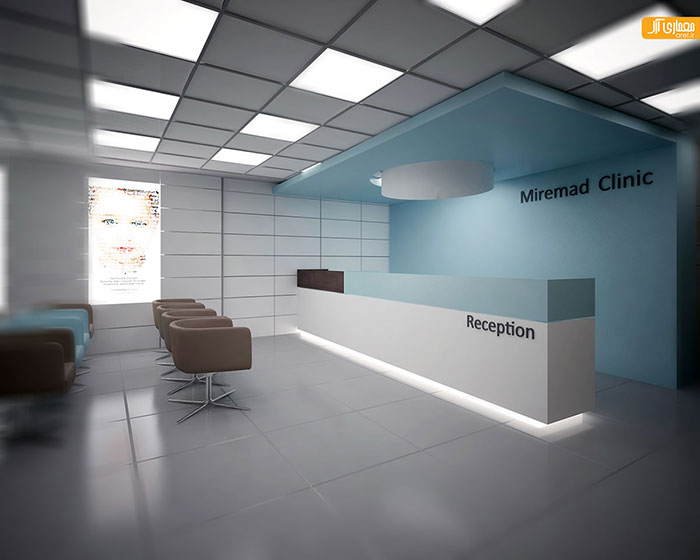 طراحی و معماری کلینیک و بیمارستان