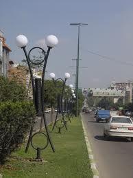 فروش چراغهای روشنایی ، چراغ پارکی و چراغ خیابانی خورشیدی