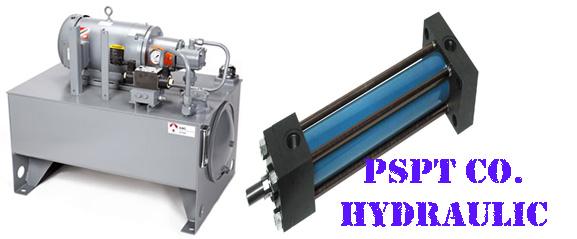 ساخت انواع یونیت و جک های هیدرولیک و پنوماتیک