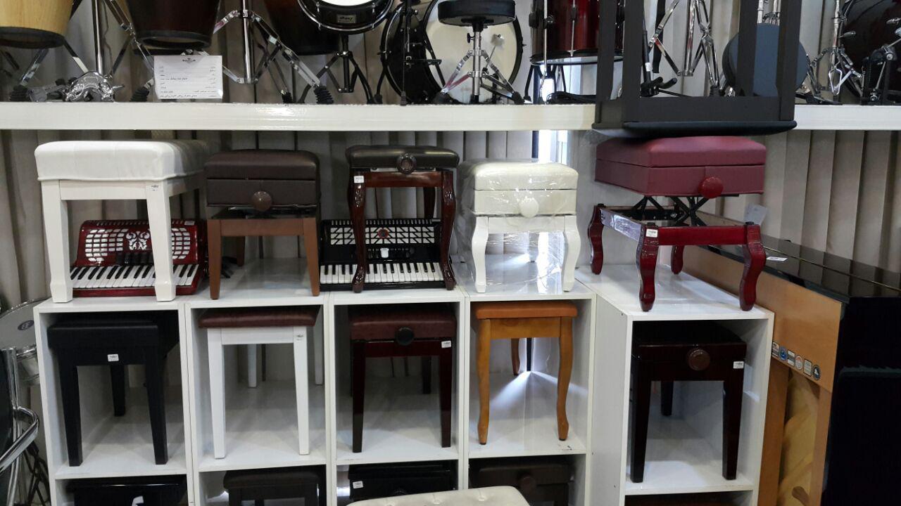 فروش صندلی پیانو