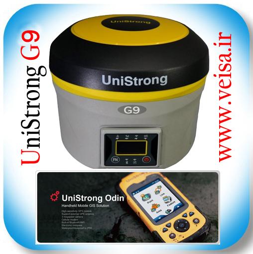 نمایندگی فروش جی پی اسUniStrong GinTec G10/G9 در ا