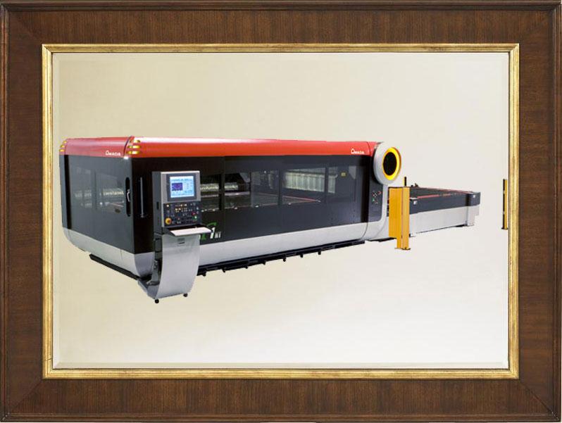 فروش دستگاه برش لیزر پرتوان غیر فلزات