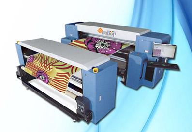 فروش دستگاه صنعتي چاپ پارچه و رنگ رزي