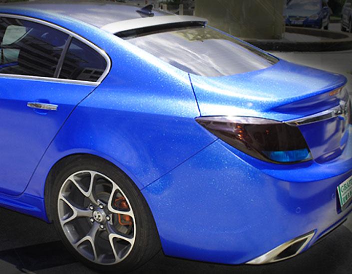 خدمات کاور شرکت گرافیرپ- معرفی انواع برچسب اتومبیل