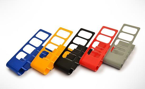 جاکنترلی رومیزی فلزی remote organizer (فروشگاه جها