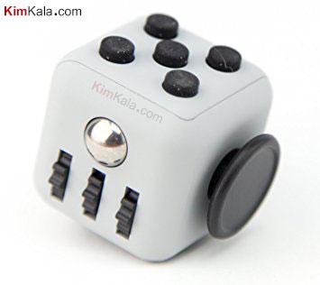 کاهش استرس و اضطراب با مکعب ضد استرس fidget cube/فروشگاه کیم کالا