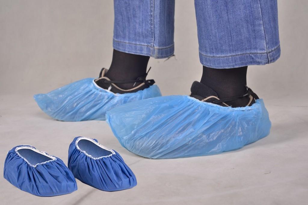 کاور کفش یکبارمصرف