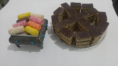 فروش شیرینی میشکا ( میکادو ) و ساقه عروس در سراسر کشور