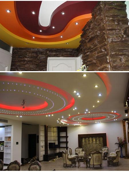 نورپردازی نما ، فروش محصولات روشنایی و نورپردازی