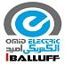 نماینده رسمی و توزیع محصولات سنسور بالوف BALLUFF آلمان در ایران