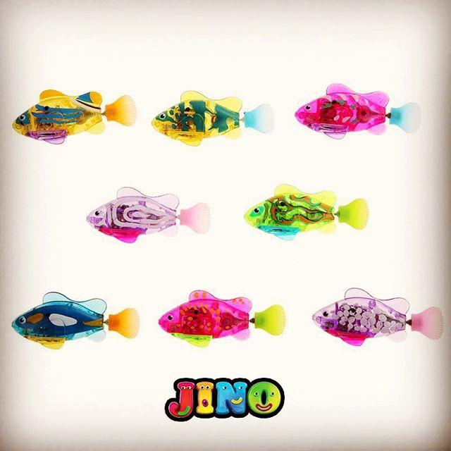فروش ماهی چراغدار جینو (چراغ خواب کودک)