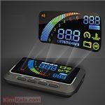 دستگاه هد آپ دیسپلی خودرو/خودرویی شیک و زیبا -09120132883