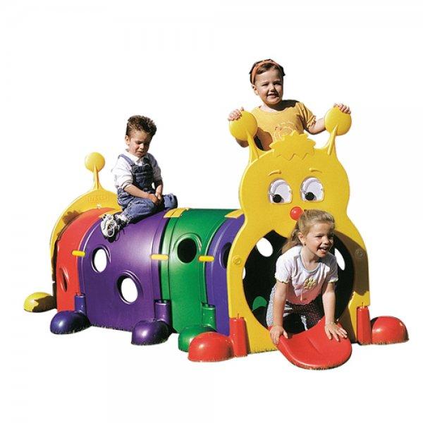 تونل کرم ابریشم کودک و مهد کودک
