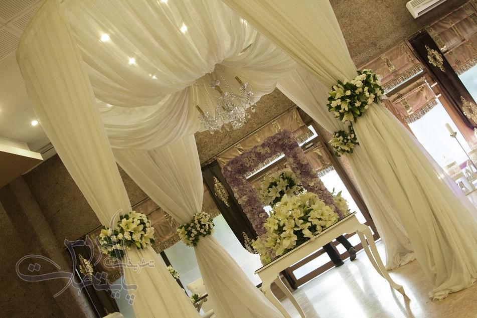 تشریفات و خدمات مجالس عروس پایتخت