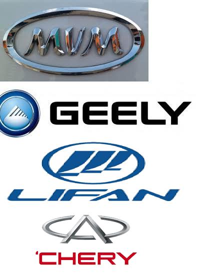 شرکت اروندپارت ارائه دهنده لوازم یدکی خودروهای چینی ام وی ام -لیفان -جک -جیلی