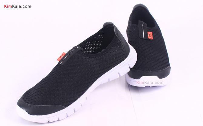 سبک ترین و پرفروش ترین کفش پیاده روی مدل توری و بدون بند تن تاک/کفش بهاره تن تاک