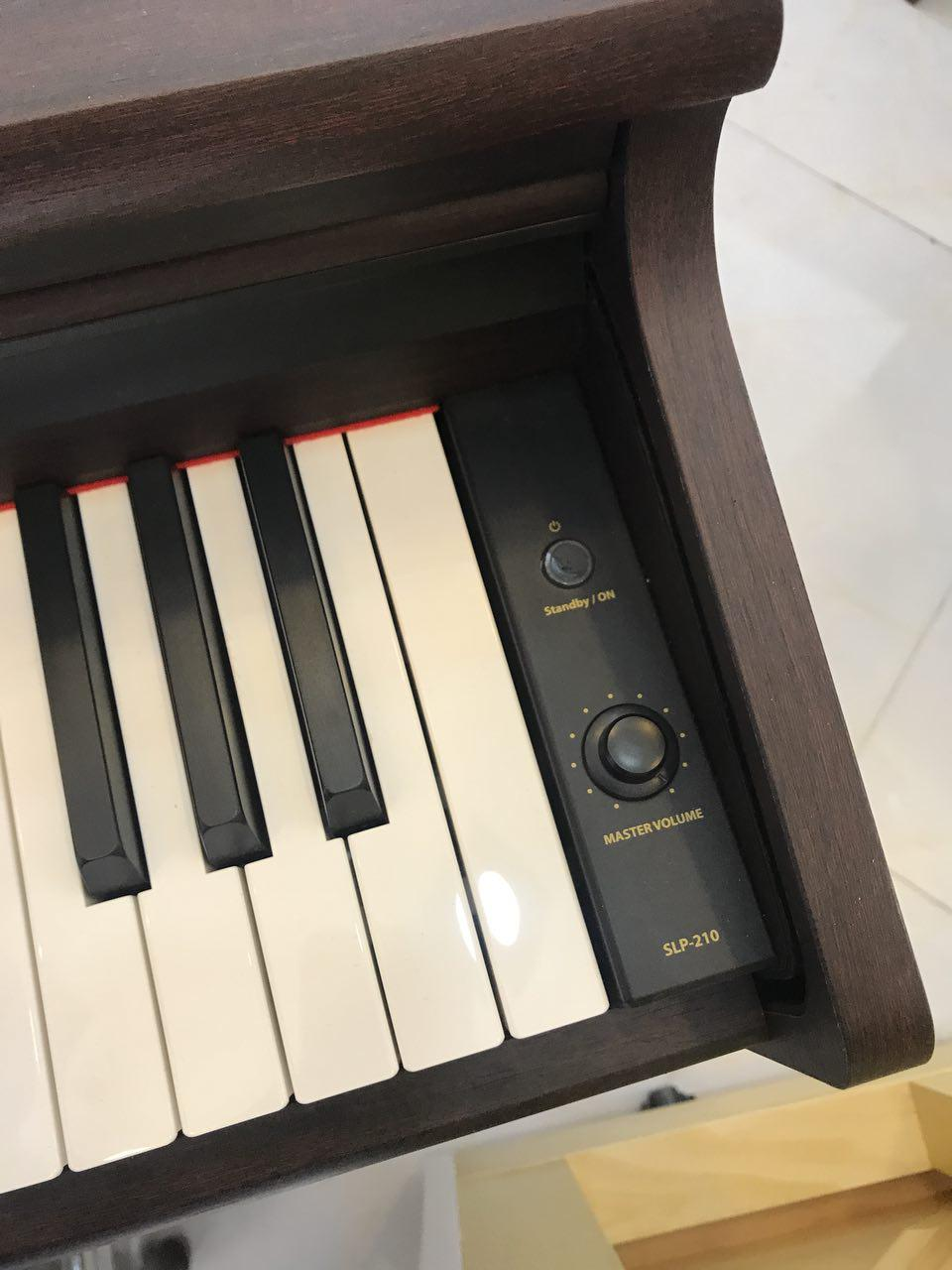 پیانو slp 210 (نقد و اقساط)
