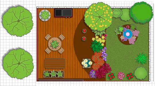 طراحی فضای سبز با نرم افزار real time(فشرده)