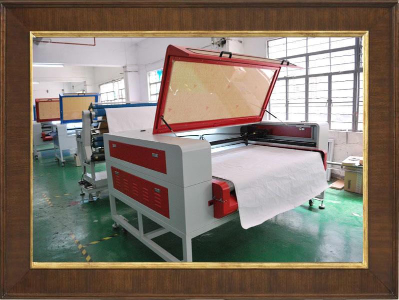 فروش دستگاه برش و حکاکی لیزر مخصوص انواع پارچه
