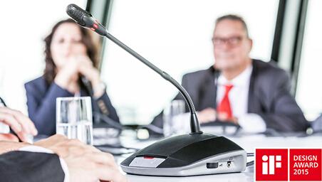 سیستم کنفرانس بوش Bosch ccs1000