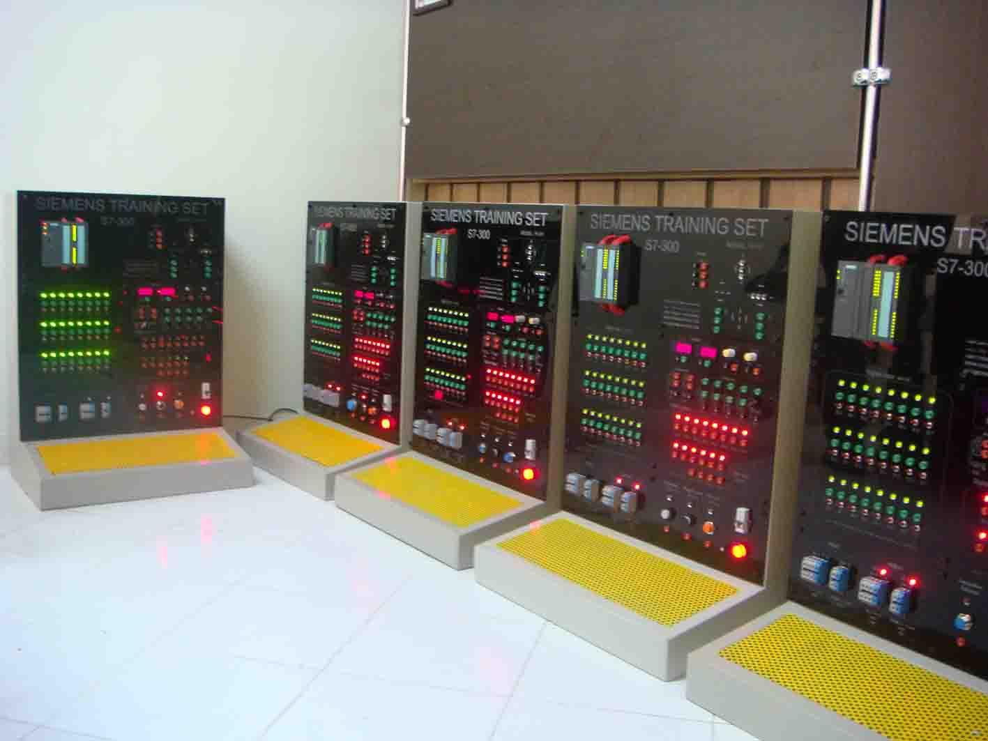 ساخت و فروش ست آموزشي plc _ ست آموزشي ابزار دقيق _