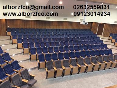 تولید صندلی امفی تئاتر با قیمت مناسب+ 5سال ضمانت
