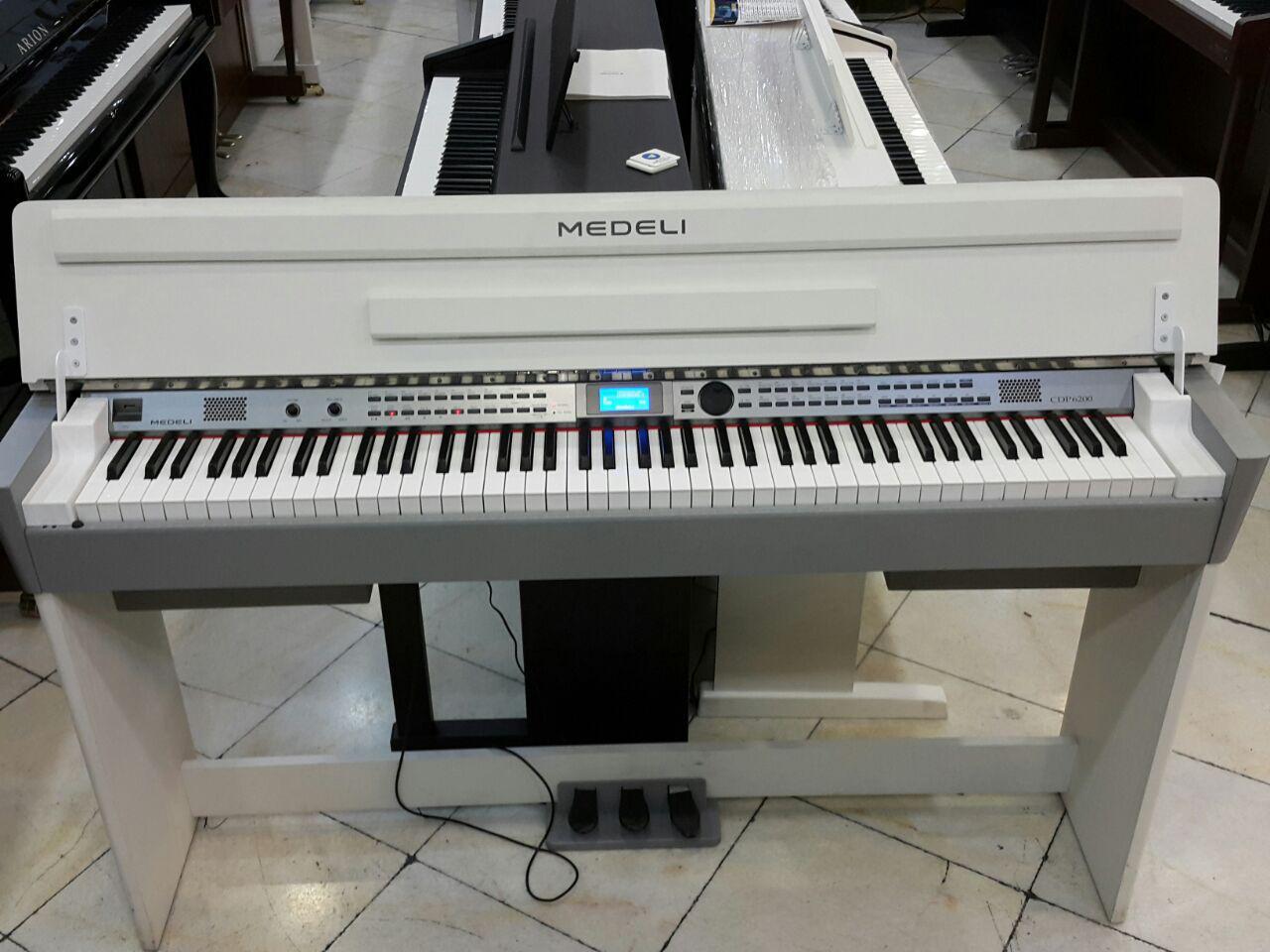 فروش پیانو دیجیتال Medeli CDP-6200