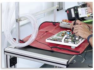 تعمیرات تخصصی انواع  بردهای الکترونیکی