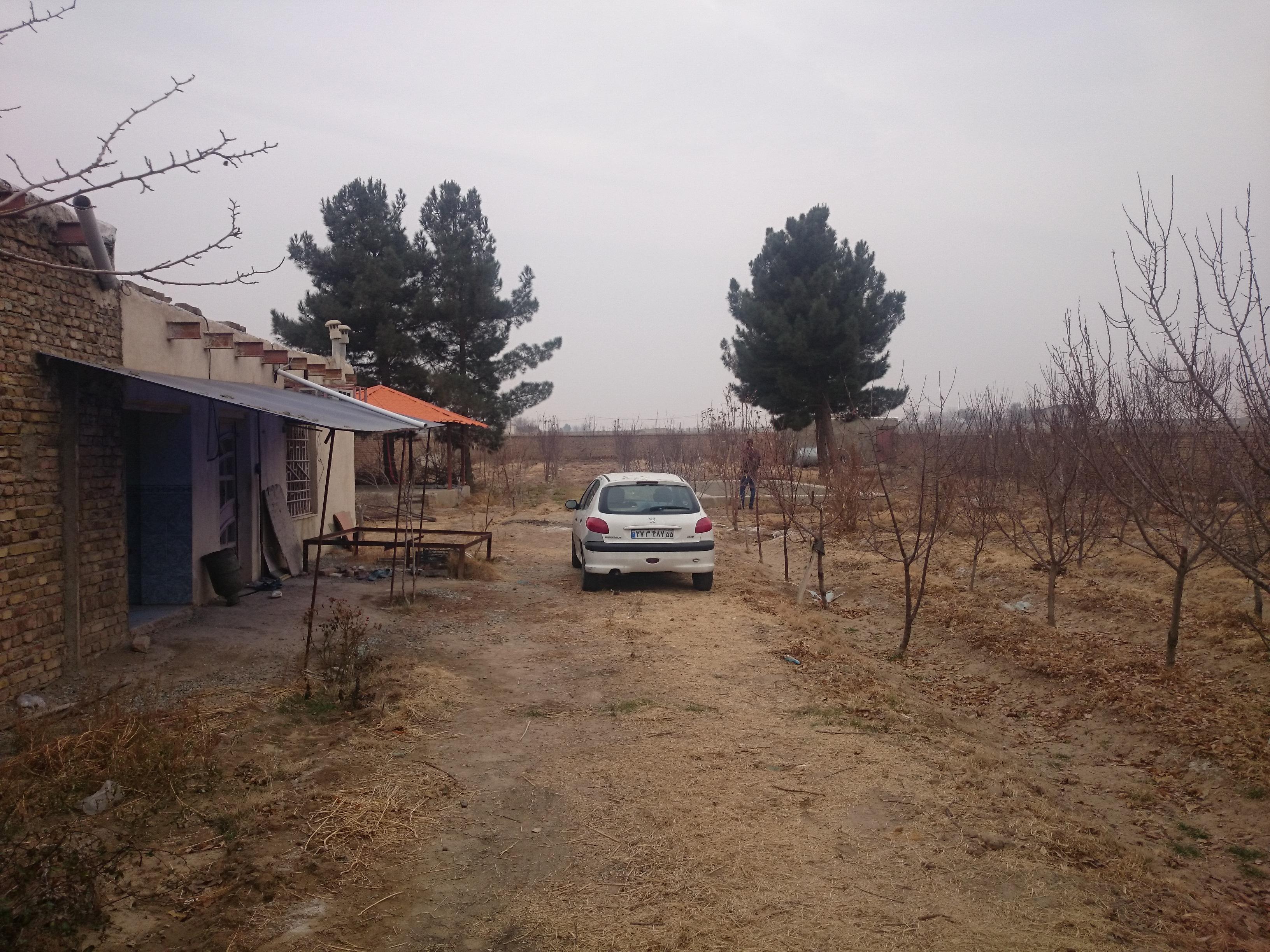 ویلا 2300متری مهرشهر