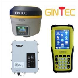 گیرنده جی پی اس سه فرکانسه GINTEC (تنها نمایندگی رسمی GINTEC در ایران)