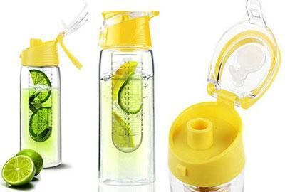 بطری آب طعم دهنده میوه ای دتاکس واتر(فروشگاه جهان خرید)