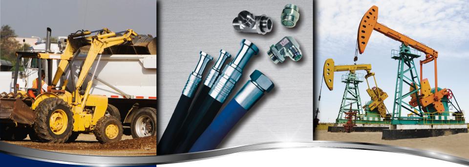فروش انواع شیلنگ هیدرولیک، اتصالات و خدمات پرس شیلنگ