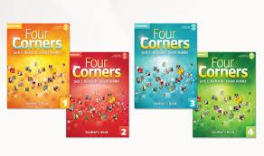 تدریس خصوصی کتاب های four corners