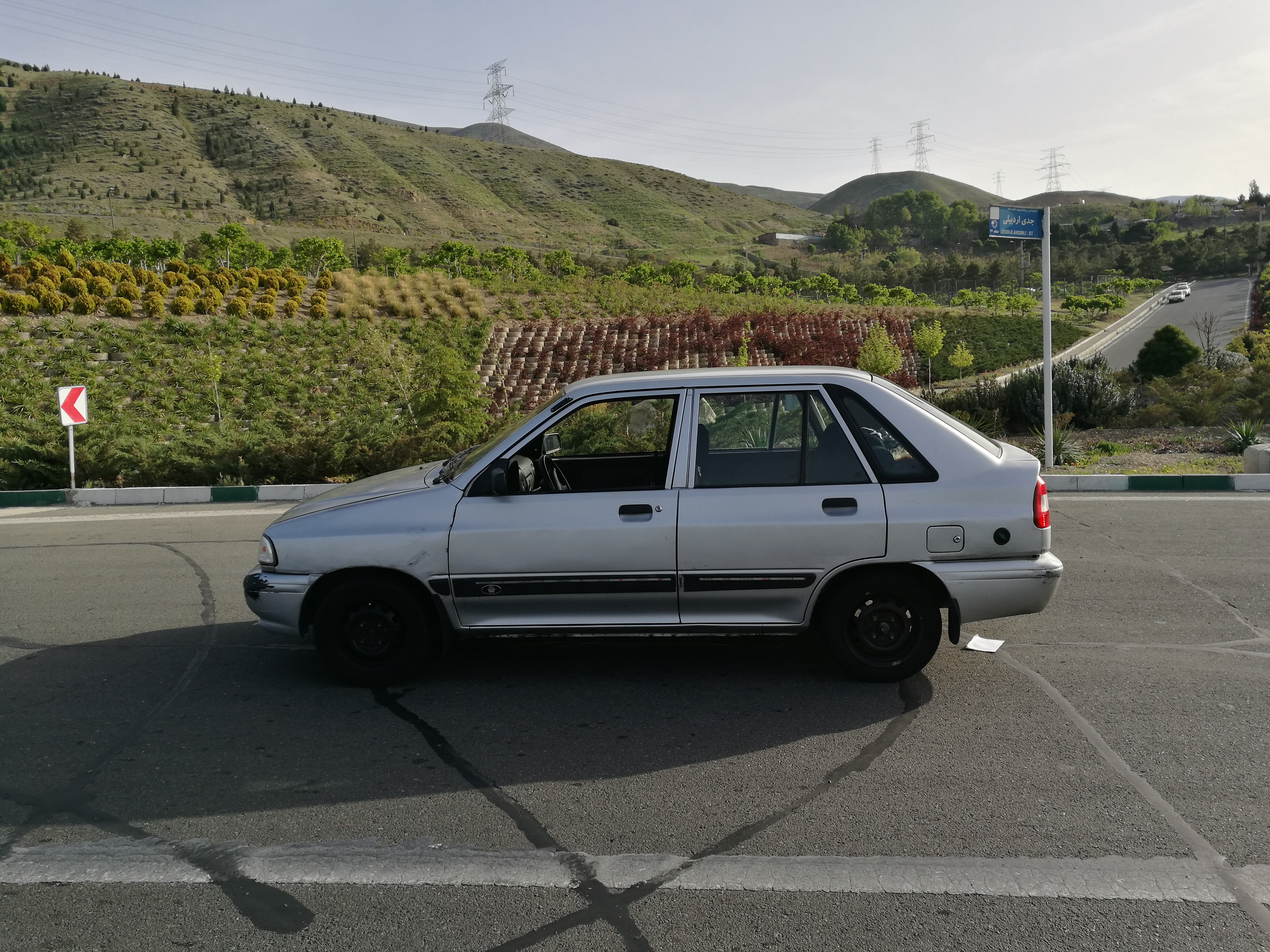 فروش پراید 141 مدل 95