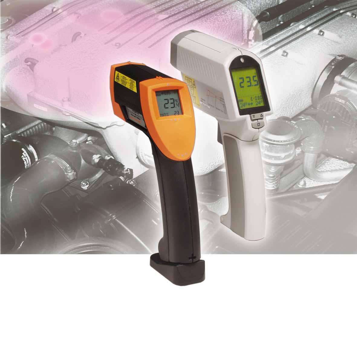 فروش انواع ترمو متر لیزری و تماسی، دماسنج تماسی و دماسنج غیر تماسی یا لیزری