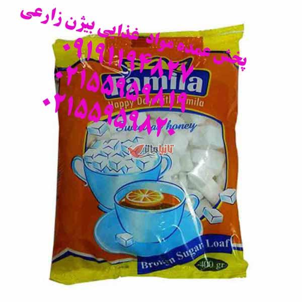 پخش عمده قند و شکر بسته بندی/09191194827
