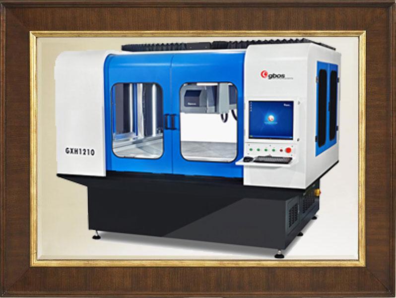 فروش دستگاه حکاکی لیزر غیر فلزات بصورت سه بعدی