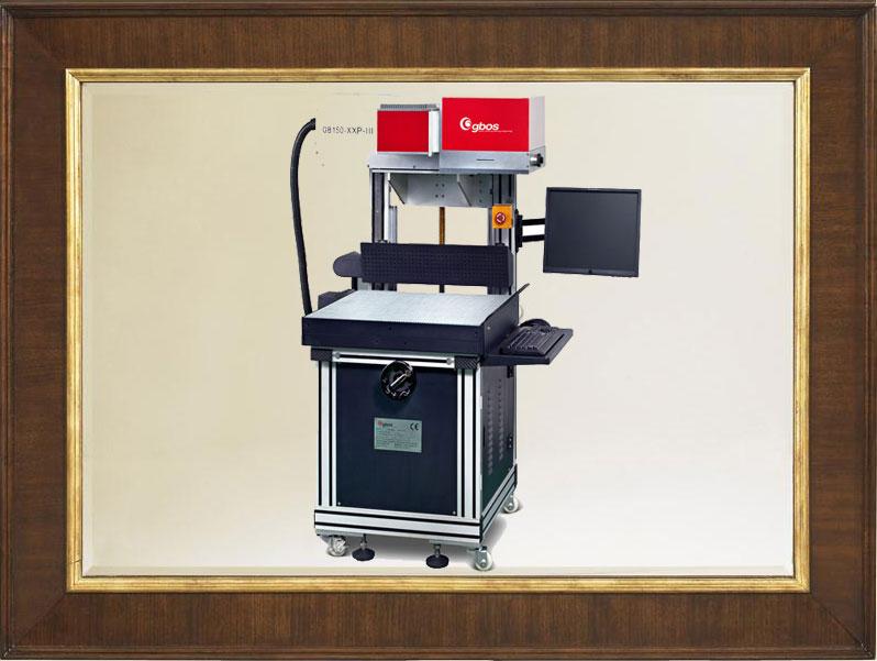 فروش دستگاه حکاکی لیزر حرفه ای