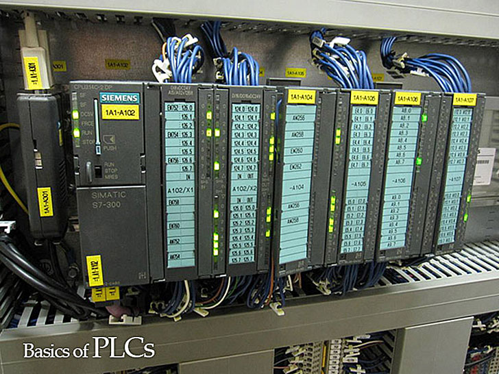 رفع عيب و راه اندازي plc  خط توليد كارخانجات